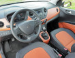 Gut ausgestattet ist die Basisversion des neuen Hyundai i10