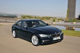 BMW F30 Luxury Line.