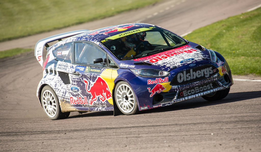Der Ford Fiesta ST Rallyecross ist schneller als alle Supersportwagen