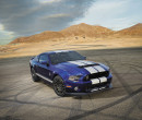 Ford Mustang Shelby GT 500.