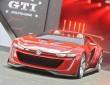 Roter GTI Roadster Vision Gran Tourismo beim Treffen am Wörthersee