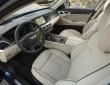 Die Sitze und das Cockpit des Hyundai Genesis