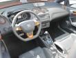 Der Innenraum des Showcars Ibiza Cupster von Seat