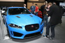 Jaguar XFR-S Sportbrake auf der Leipziger Auto Mobil International 2014