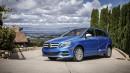 Elektroauto Mercedes-Benz B-Klasse Electric Drive im Stand