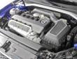 Der 2.5 Liter Motor des Audi A3 clubsport quatto concept