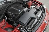 Der Vierzylinder-Benzinmotor mit BMW TwinPower Turbo Technologie.