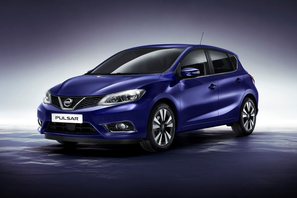 Nissans pulsar neuer kompaktwagen kommt im herbst 2014 for Nissan juke dauertest