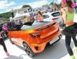 Seat zeigt beim Wörthersee-Treffen das Showcar Ibiza Cupster