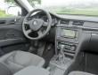 Das Cockpit des Skoda Superb 2.0 TDI Green tec DSG