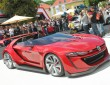 GTI Roadster Vision Gran Tourismo in rot am Wörthersee
