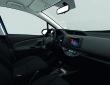 Toyota Yaris Facelift 2014 mit schwartes Armaturenbrett