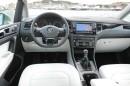 Hohe Sitzposition im Kompaktvan VW Golf Sportsvan