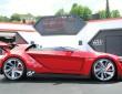 Am Wörthersee präsentiert Volkswagen die Studie GTI Roadster Vision Gran Tourismo