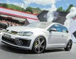am Wörthersee präsentiert VW den Golf R 400