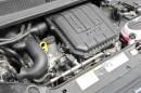 Der kleine Spanier hat einen 1-Liter-Dreizylinder-Motor, der 68 PS leistet.