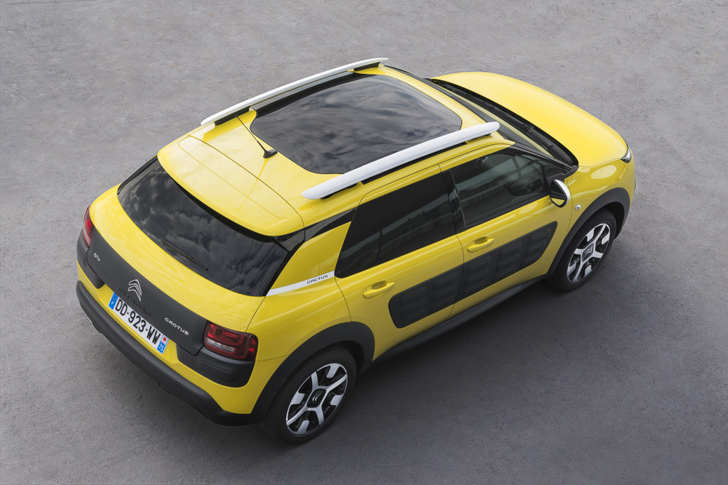 galerie citroen c4 cactus panoramadach bilder und fotos. Black Bedroom Furniture Sets. Home Design Ideas