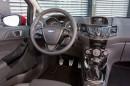 Das Cockpit des Ford Fiesta Sport macht einen guten Eindruck