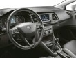 Der Innenraum des Seat Leon ST im Fokus Lenkrad, Mittelkonsole und Armaturenbrett