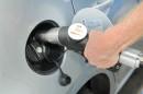 Der Mii verfügt noch über einen kleinen Benzintank.