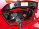 So wird der Nissan e-NV200 Kastenwagen mit Strom betankt