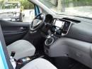 Das Cockpit des 2014er Nissan e-NV200 Tekna-Van