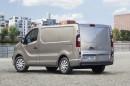 Opel Vivaro 2015 hier als Kastenwagen zu sehen