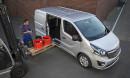 Aufladung des neuen Opel Vivaro 2015