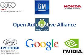 Open Automotive Alliance mit Audi, Hyundai und co