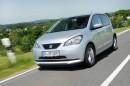 Der SEAT Mii mit CNG-Antrieb kostet 1.500 Euro mehr als ein konventioneller Mii.