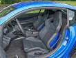 Blick in den Innenraum des Audi R8 LMX