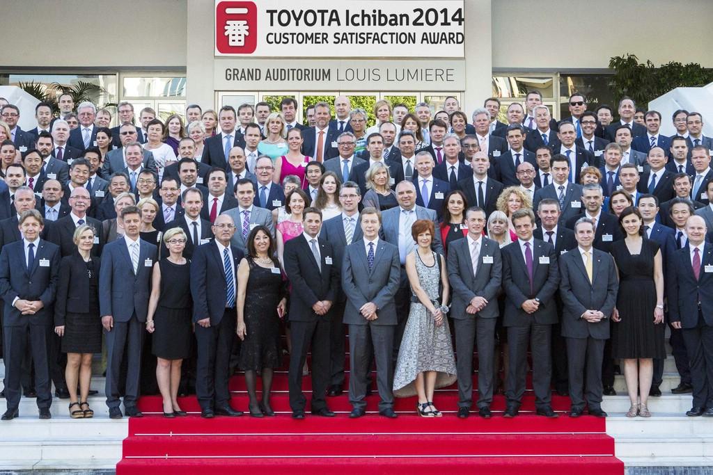 Die besten Toyota Händler der Welt