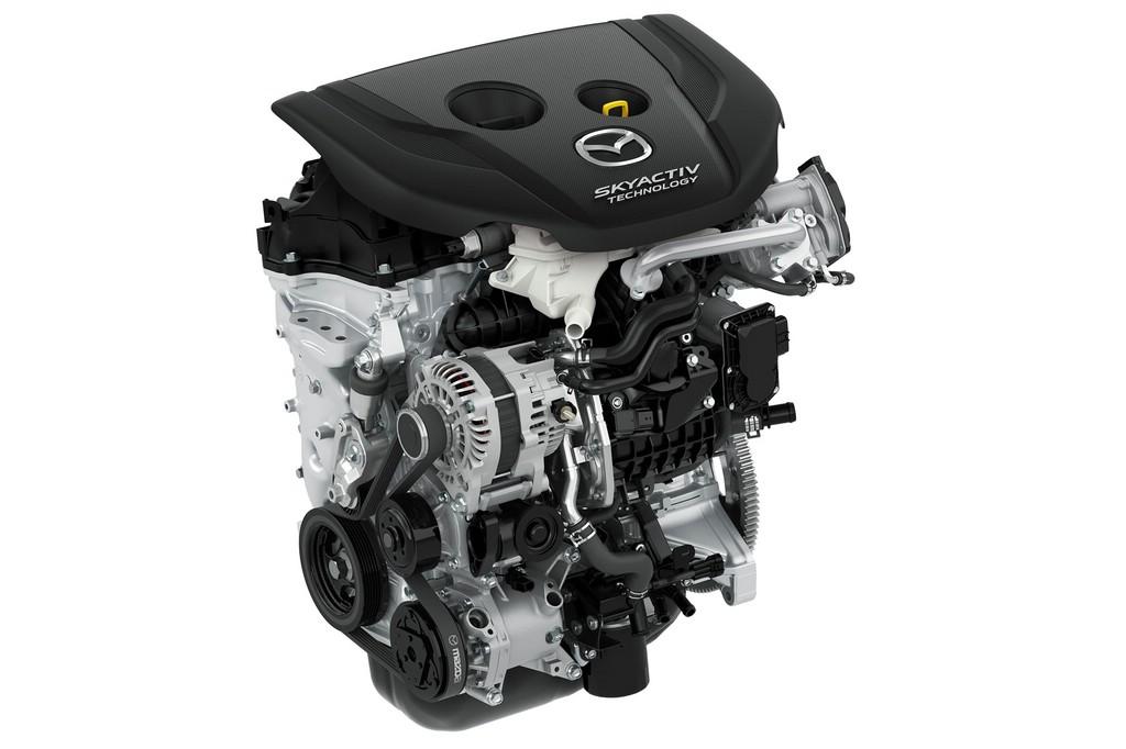 Vierzylinder-Direkteinspritzer-Dieselmotor von Toyota mit 105 PS Leistung