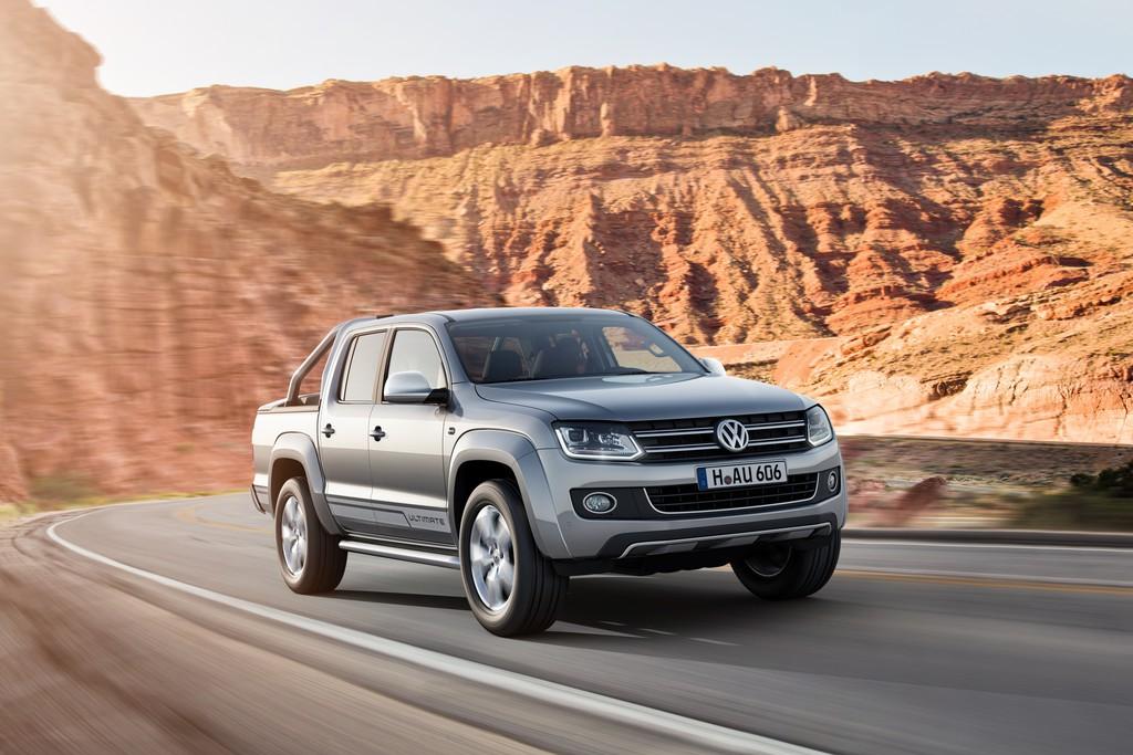 Der VW Amarok Ultimate ist das neue Topmodell der Baureihe
