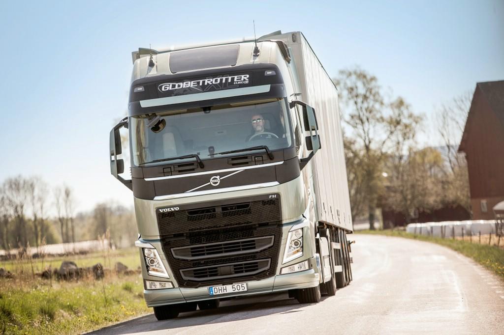 Schwer Lkw FH von dem Hersteller Volvo