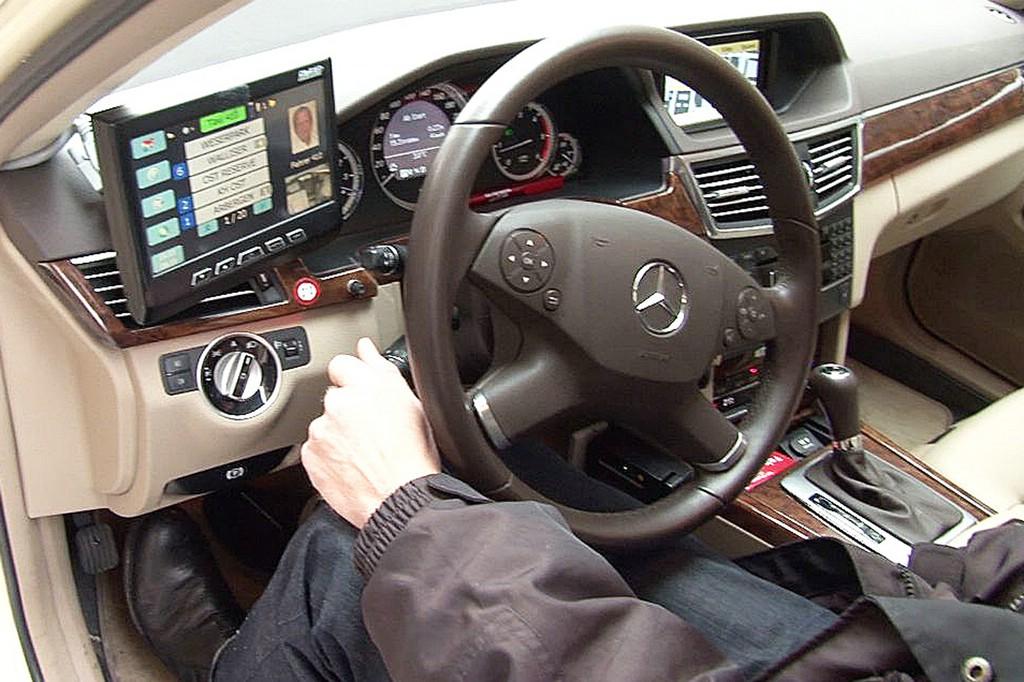 mehr Sicherheit durch Überfallschutzkamera im Taxi