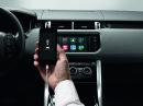 Die Mittelkonsole des 2014er Range Rover
