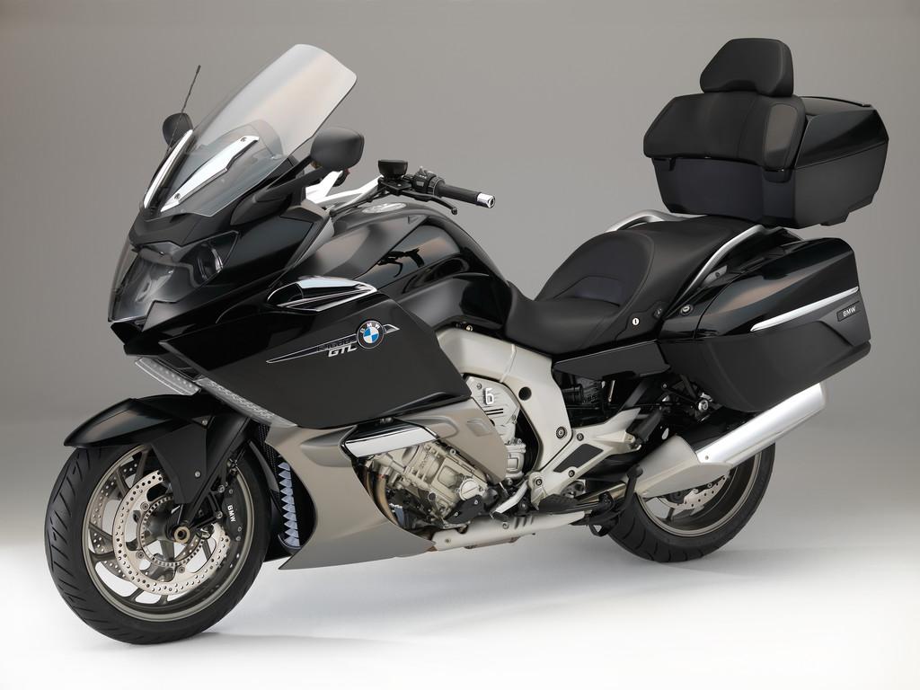 2014er Motorrad-Modell BMW K 1600 GTL