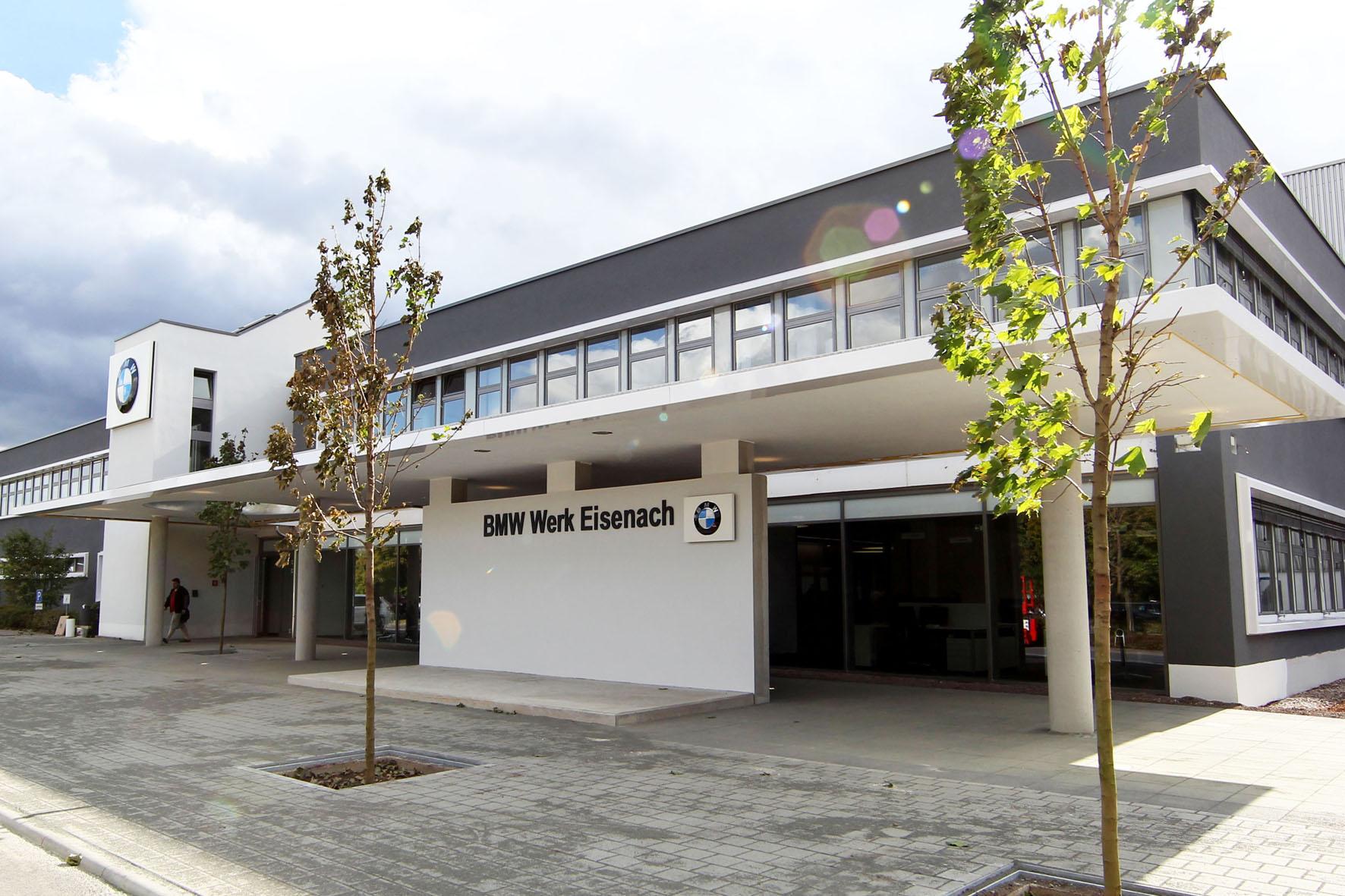 Das BMW-Werk Eisenach baut Presswerkzeuge für den Konzern – ab Mitte 2015 noch flexibler.