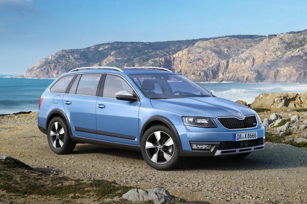 Deutscher pkw markt Škoda wächst am stärksten