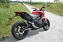 Elektro-Motorrad Zero SR