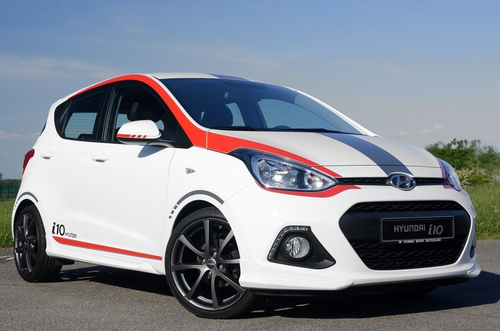 17 Zoll Felgen für den Hyundai i10 Sport