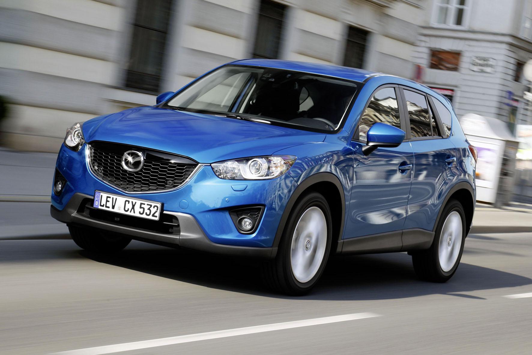 Der SUV namens CX-5 ist Mazdas Bestseller in Deutschland.