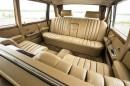 Der Innenraum des Mercedes-Benz 600 Pullman