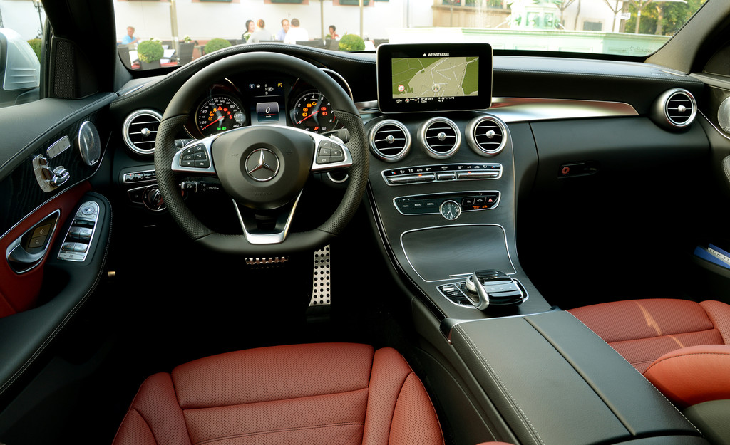 Mercedes Classe E  Grise
