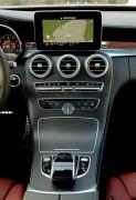 Die Mittelkonsole des Mercedes-Benz C 250 T-Modell 2014