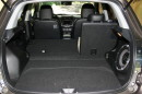 Der Kofferraum des Mitsubishi ASX 1.8 DI-D Instyle