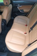 Die Rücksitzbank des Opel Insignia Country Tourer