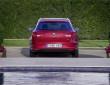 Foto zeigt einen Seat Leon ST 2.0 TDI 4Drive von hinten