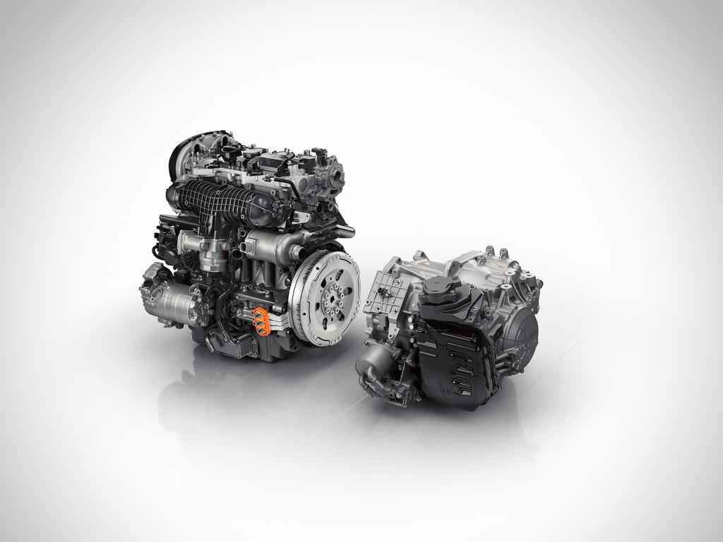Twin-Engine von Volvo für den 2015er XC-90